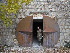 مخفیگاه موسولینی