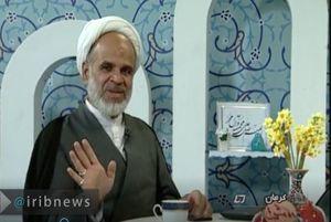 فیلم/ لحظه وقوع زلزله در برنامه زنده سیمای کرمان