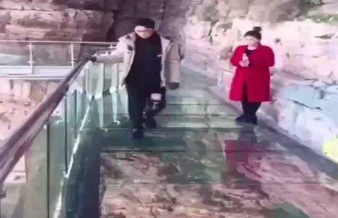 فیلم/ شوخی با توریستها در چین