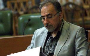 غیبت شهردار در مراسم قهرمانان پلاسکو +عکس