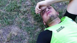 پلیس آرژانتین بازیکنان فوتبال را به گلوله بست +عکس