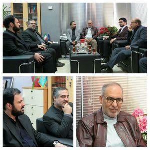 تعامل شبکه قرآن و معارف با شبکه کربلا تیوی
