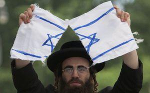 اعتراض یهودیان به تصمیمات ترامپ/ یهودیانی که از صهیونیسم متنفر هستند + فیلم