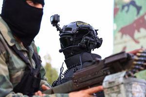 عکس/ رژه نظامیان جنبش حماس فلسطین