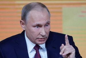 عکس/ پوتین برای جنگ جهانی سوم آماده میشود