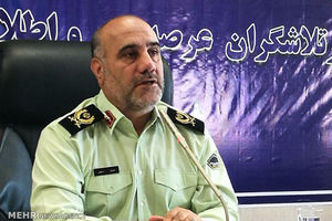 دستگیری عاملان ایجاد وحشت در فرودگاه امام