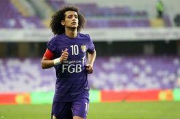 گلایه عمر عبدالرحمان از شفر به AFC!