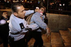شدت گرفتن درگیریها در فلسطین