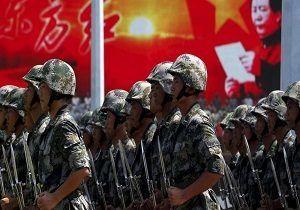 نظامیان چین