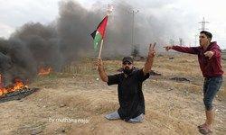 نظامیان صهیونیست یک فلسطینی معلول را به ضرب گلوله به شهادت رساندند +عکس
