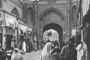 ازار شاه عبدالعظیم سال ۱۳۱۰