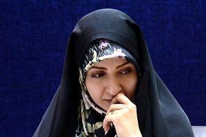 روایت گوینده اخبار از خواندن خبر بازداشت زم +فیلم