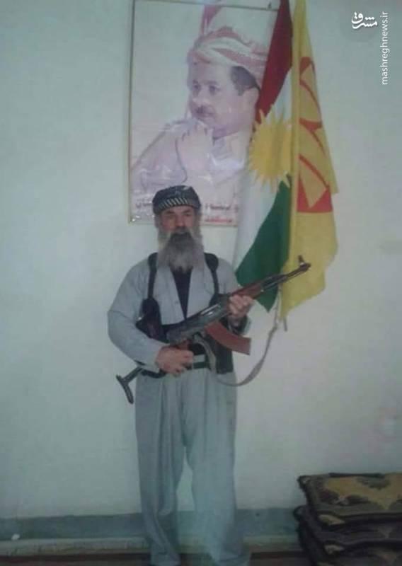 دُم خروس گروه تروریستی جدید در عراق بیرون زد +عکس