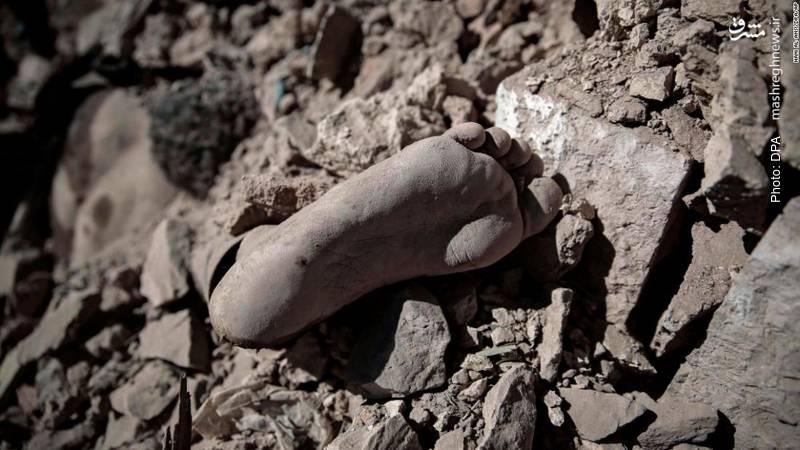 فاجعه در صنعا در پی بمبارانهای پیاپی از سوی جنگندههای عربستانی