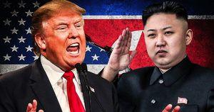 ترامپ علیه کیم جونگ اون