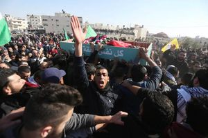 تظاهرات گسترده در «جمعه خشم سوم» در سراسر فلسطین