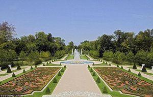 عکس/ کاخ میلیاردی شاه سعودی در فرانسه