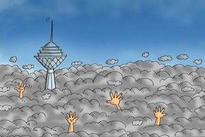 نمایه آلودگی هوا