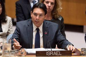 زنماینده ساسرائیل در سازمان ملل