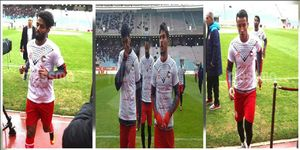 عکس/ حمایت پرطرفدارترین تیم باشگاهی تونس از قدس