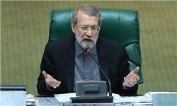 لاریجانی: توطئه سازش آبکی با اقدام اخیر ترامپ خنثی شد