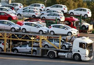 تعرفههای جنجالی واردات خودرو