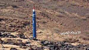 تصاویر از لحظه شلیک موشک «برکان» یمنی ها