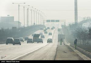۱۵ راهکار برای حل مشکل آلودگی هوای تهران +نمودار