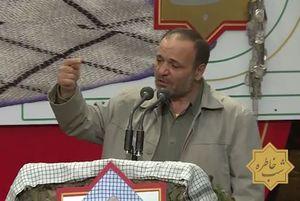 فیلم/ خاطرهگویی شهیدخوش لفظ در حضور رهبر انقلاب