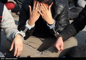 شناسایی همدستان زورگیر معروف تهران +عکس