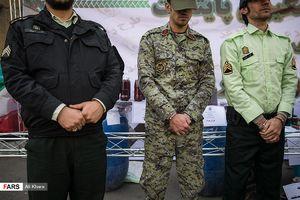عکس/ دستگیری ماموران قلابی در تهران