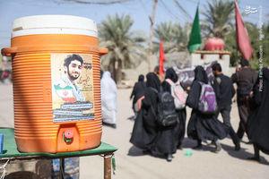 راهپیمایی عظیم اربعین در عراق با حضور شهروندانی از کشورهای مختلف جهان