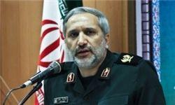 فرمانده سپاه تهران