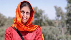 ماموریت «نازنین زاغری» در ایران چه بود