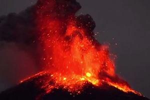 فیلم/ فوران آتشفشان لاوا در هاوایی
