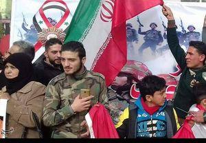 جشن اولین سالگرد آزادسازی حلب؛ تقدیر از شهدای ایرانی و لبنانی+تصاویر