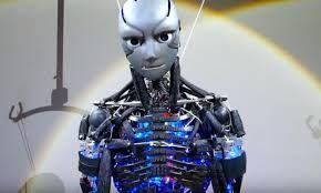 رباتهایی با اسکلت انسانی