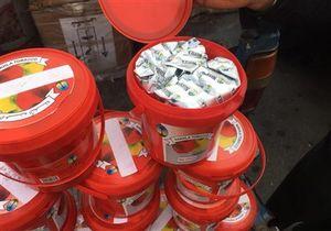 بستهبندی شیک تنباکوهای فاسد در جنوب تهران + عکس