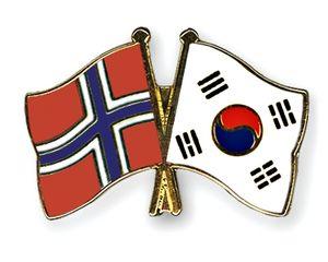 کره جنوبی نروژ