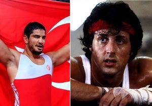کریخوانی هواداران ترکیهای با راکی و طاها آکگول+عکس