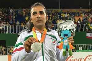 مسی در ورزشگاه یادگار امام تبریز +عکس
