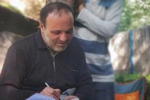 فیلم/ تصاویر منتشرنشده از شهید خوشلفظ