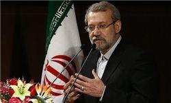 علی لاریجانی: پول کثیف باید ردیابی شود