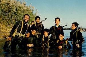 فیلم/ شعرخوانی ترکی رهبرانقلاب درباره شهدای غواص