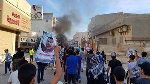 عکس/ حکم اعدام 6 جوان شیعه، بحرین را بهم ریخت
