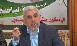 یحیی السنوار رئیس دفتر حماس
