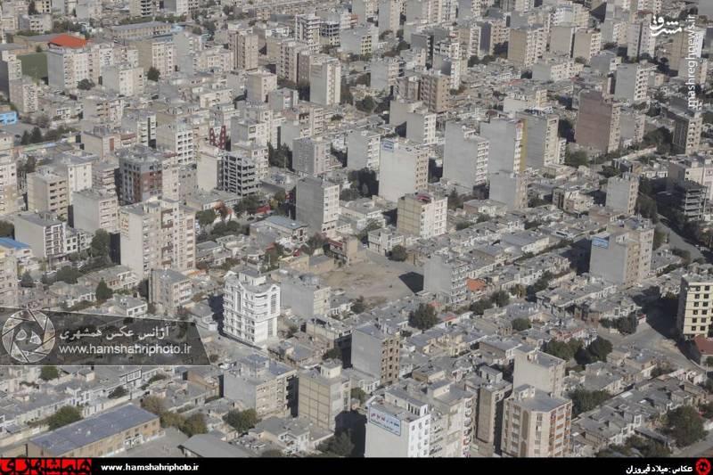 2148358 تصاویر هوایی از کرمانشاه