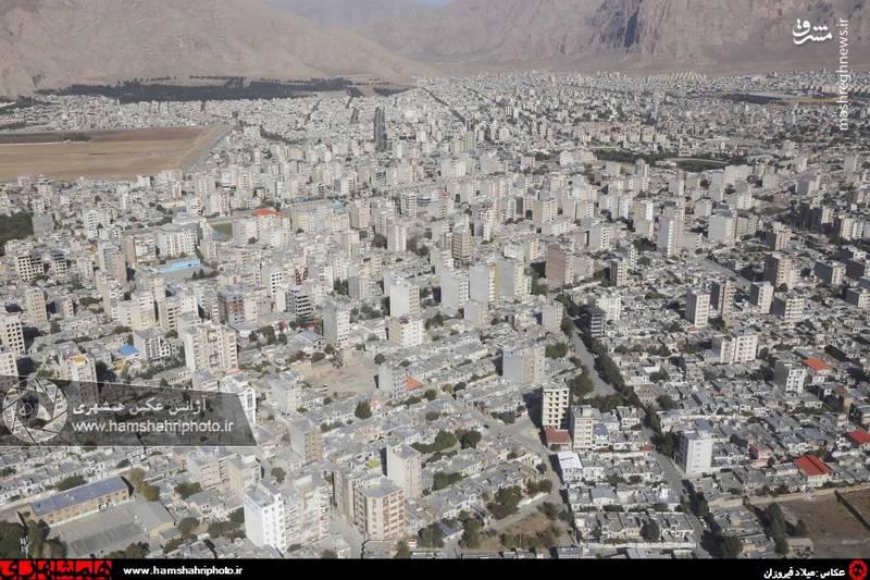 2148359 تصاویر هوایی از کرمانشاه