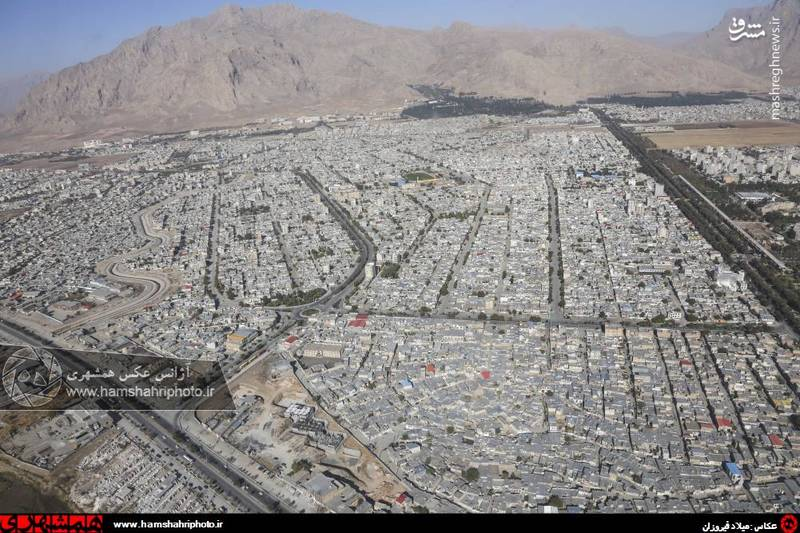 2148360 تصاویر هوایی از کرمانشاه