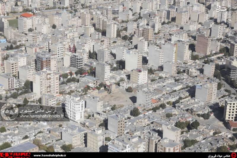 2148362 تصاویر هوایی از کرمانشاه